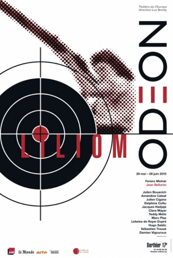 Liliom_affiche Odeon