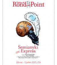 Semianyki Express_affiche