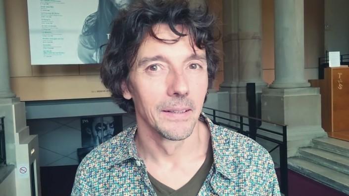 Stanislas Nordey - Directeur du Théâtre National de Strasbourg