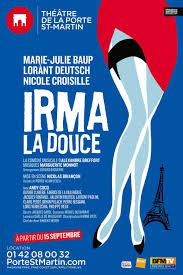 Irma la douce_affiche