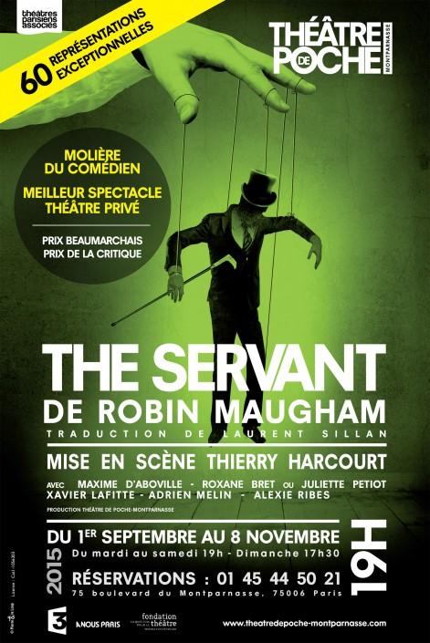 THE-SERVANT_affiche