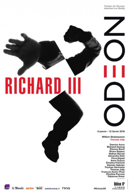 Richard_III_Odéon_affiche
