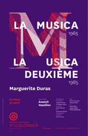 La Musica la Musica deuxième_affiche