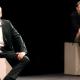 Le Chien, Eric-Emmanuel Schmitt, Marie-Françoise et Jean-Claude Broche, Théâtre Rive Gauche, Mathieur Barbier, Patrice Dehent, critique Pianopanier