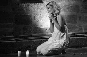 Je danserai pour toi, un spectacle écrit et interprété par Sophie Galitzine, Théâtre Essaïon, critique Pianopanier