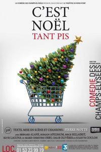 C'est Noël tant pis, Pierre Notte, Comédie des Champs-Elysées, Pianopanier