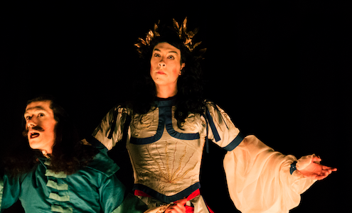 Amphitryon, Molière, compagnie Oghma, Theo Théâtre, Pianopanier