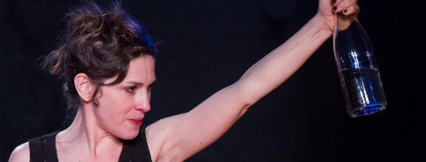 L'histoire d'une femme, Pierre Notte, Poche-Montparnasse, Muriel Gaudin, Critique coup de coeur Pianopanier