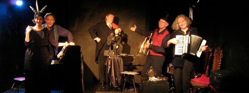 Méliès Cabaret magique, Avignon festival off, critique coup de coeur Pianopanier