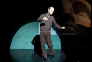Jan Karski (mon nom est une fiction), Théâtre de la Colline, Arthur Nauzyciel, Laurent Poitrenaux, Pianopanier