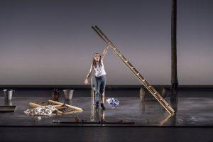 Le Testament de Marie, Odéon-Théâtre de l'Europe, Colm Toibin, Dominique Blanc, Deborah Warner, critique Pianopanier