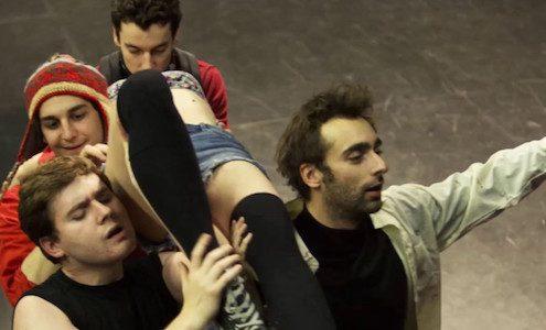 2h14, David Paquet, Marie-Line Vergnaux, Théâtre du Roi René, Festival off d'Avignon 2017, coup de coeur Pianopanier