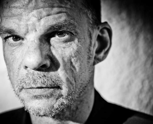 Denis Lavant - portrait © Nathalie Sternalski