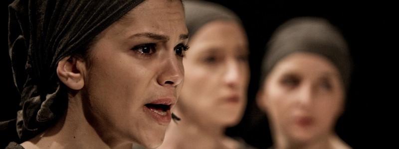 Je reviens de la vérité, de Charlotte Delbo, mise en scène Agnès Braunschweig, festival off Avignon 2017, coup de coeur Pianopanier