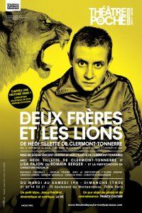 Les deux frères et les lions, Hédi Tillette de Clermont-Tonnerre, Théâtre de Poche-Montparnasse, Pianopanier