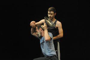 We love Arabs, Hillel Kogan, Adi Boutrous, Pianopanier, Théâtre du Rond-Point