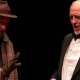 Fausse Note au Théâtre Michel, avec Christophe Malavoy et Tom Novembre, Pianopanier
